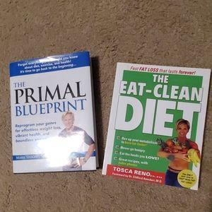 Primal Blueprint/  Eat Clean